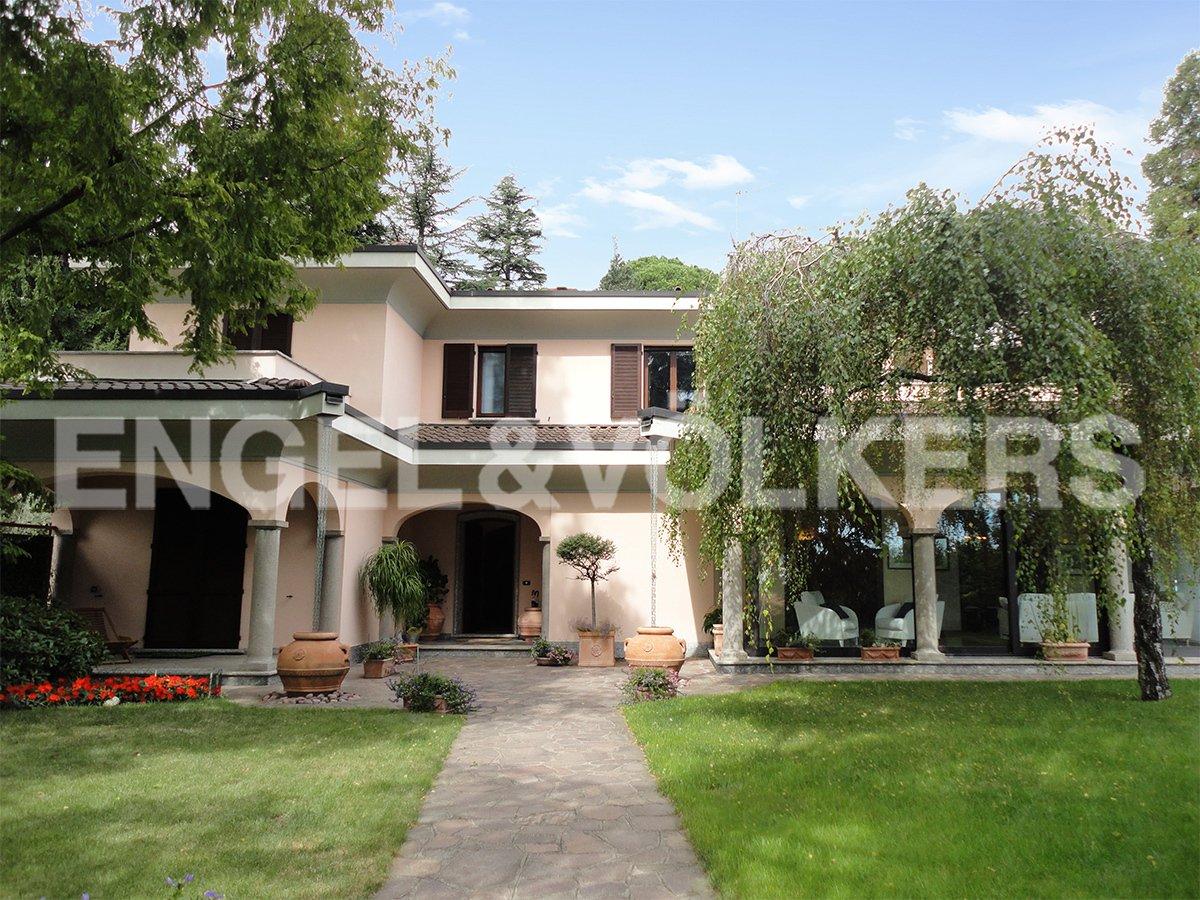 Villa in Romano di Lombardia, Lombardy, Italy 1