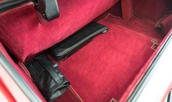 1986 Aston Martin V8 Vantage rwd