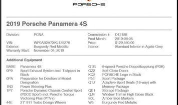 Porsche Panamera4S