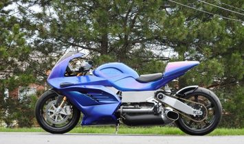 2019 MTT 420RR Turbine Powered Superbike