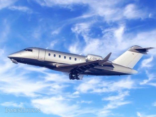 Bombardier Challenger 650 (10940273)