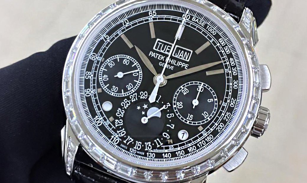 Patek Philippe [NEW] Grand Complications Perpetual Calendar 5271P