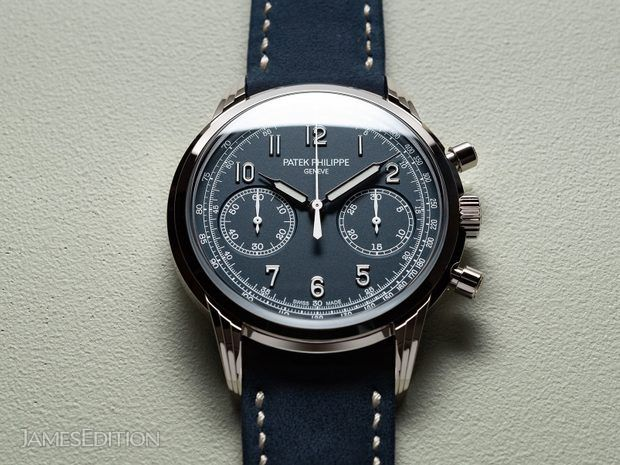 Patek Philippe [NEW] Complications Chronograph 5172G Blue... (10940974)