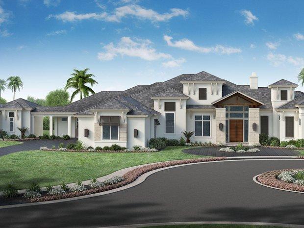 House in Wellington, Florida, United States 1