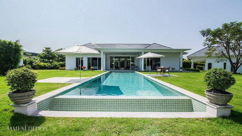 Villa in Hua Hin, Prachuap Khiri Khan, Thailand 1