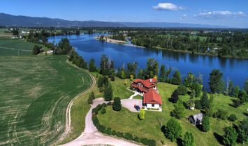 House in Kalispell, Montana, United States of America