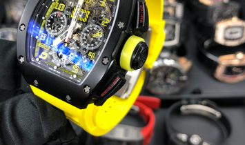 Richard Mille RM 011 FM Flyback Chronograph Limited Edition