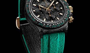 Rolex DiW NTPT Carbon Daytona Emerald (Retail:US$55,990)