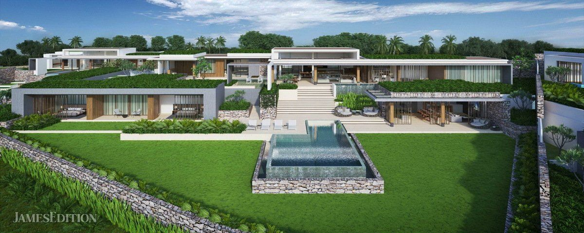 Villa in Pattaya City, Chon Buri, Thailand 1