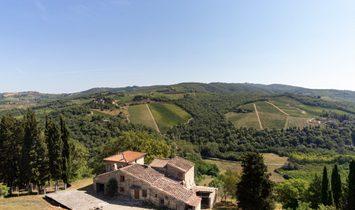 Country House in Radda in Chianti, Tuscany, Italy