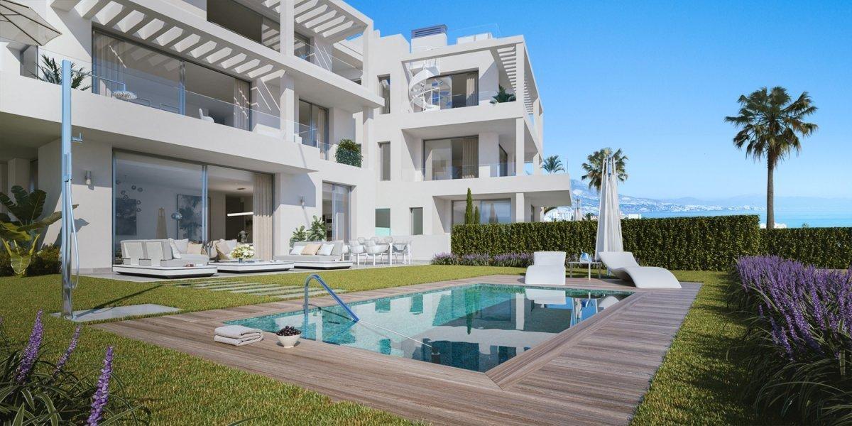 Apartment in Fuengirola, Andalusia, Spain 1 - 10816799