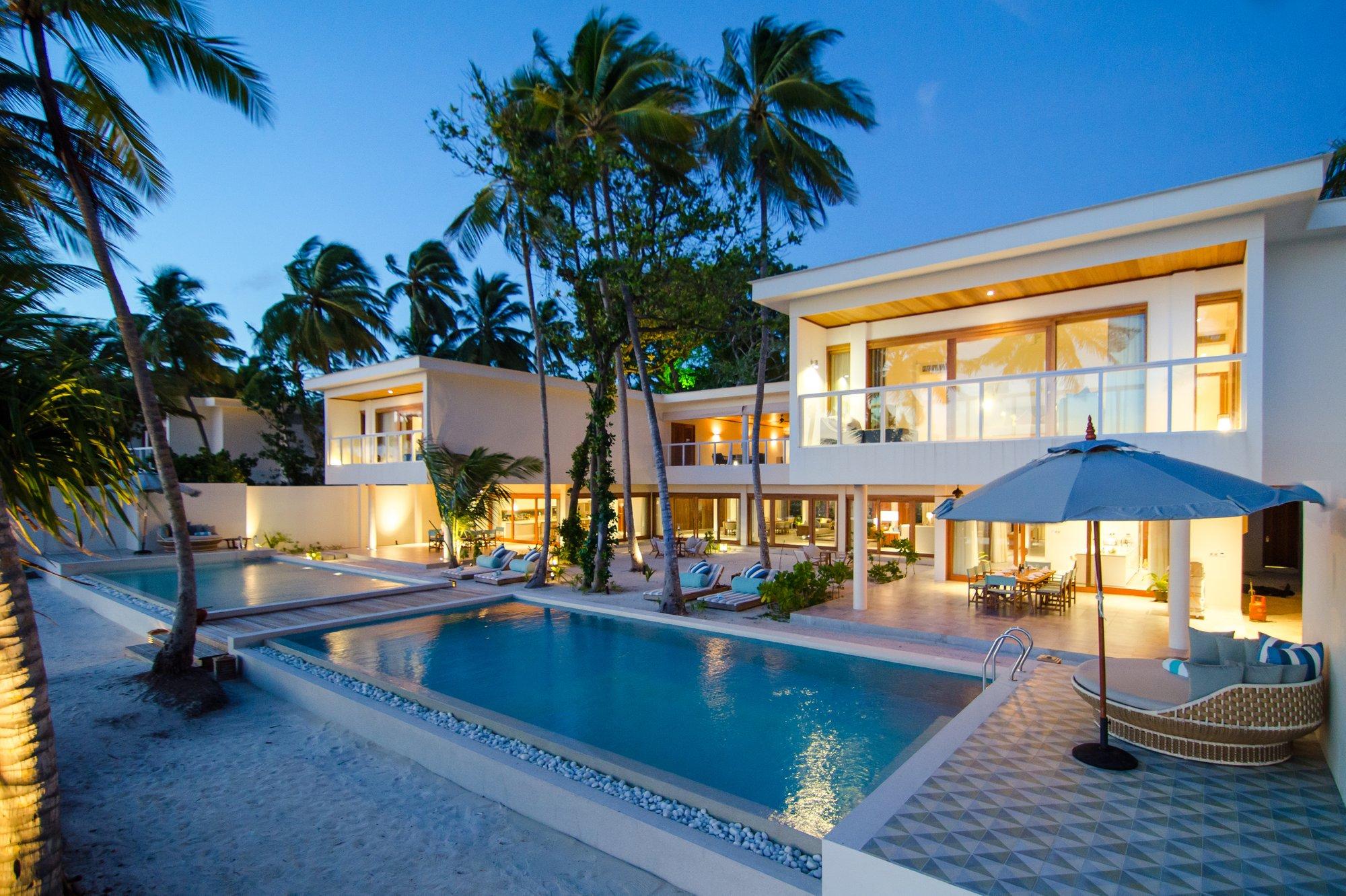 Villa in North Province, Maldives 1