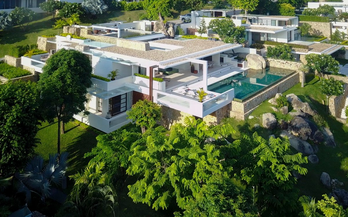 Villa in Ko Samui, Surat Thani, Thailand 1