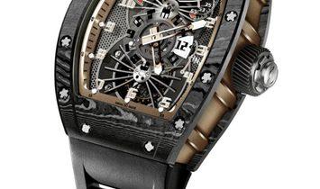 Richard Mille [LIMITED 8 PIECE] RM 022 Aerodyne Dual Time Zone Tourbillon Asia Edition