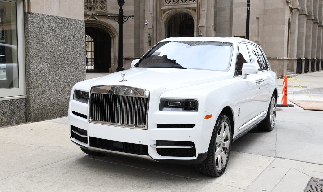 2019 Rolls Royce Cullinan In Chicago Il Il United