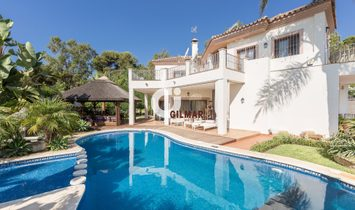House in Estepona, Andalusia, Spain
