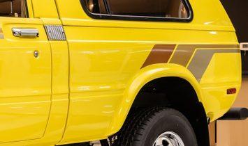 1981 Toyota Trekker 4X4