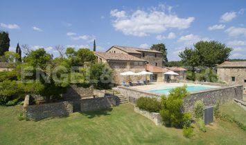 Villa in Sovicille, Tuscany, Italy