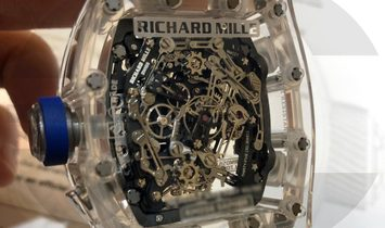 Richard Mille RM 056 Jean Todt Sapphire