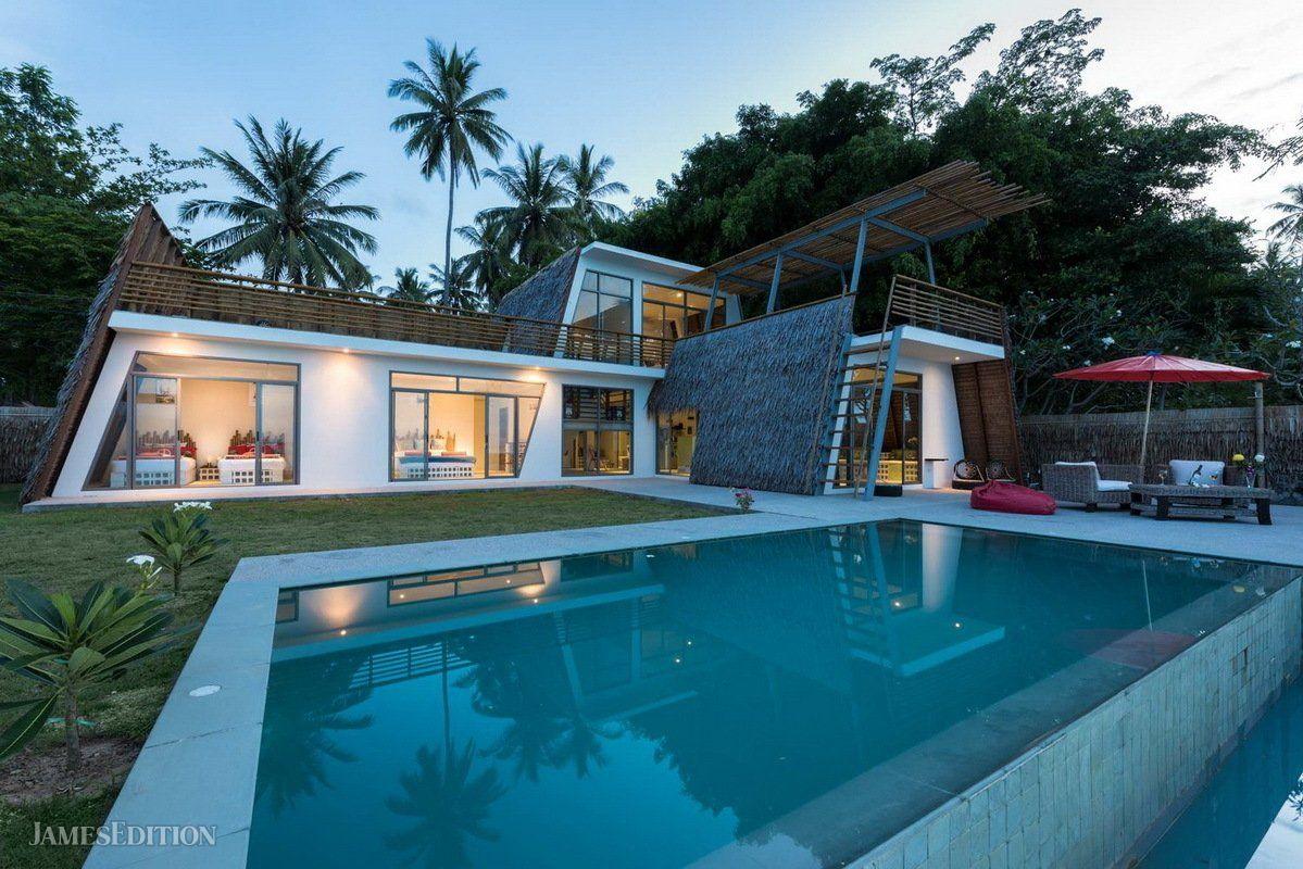 Villa in Surat Thani, Surat Thani, Thailand 1