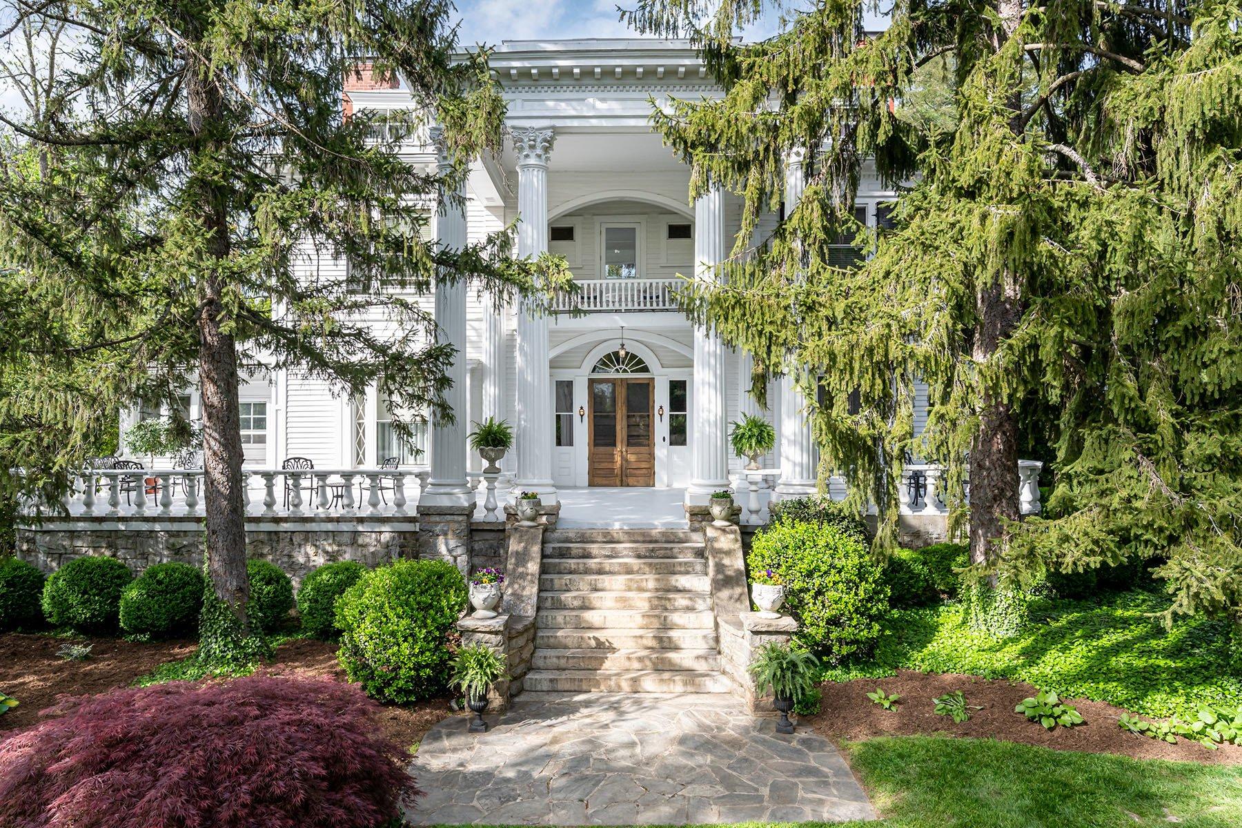 House in Asheville, North Carolina, United States 1 - 10952045