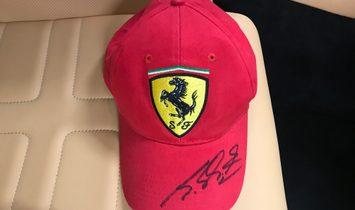 Ferrari 599 GTB Fiorano with Michael Schumacher Signature