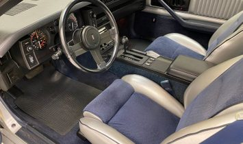 1982 Chevrolet Camaro Z-28 Pace Car Edition