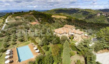 Casa de Campo en Seggiano, Toscana, Italia 1