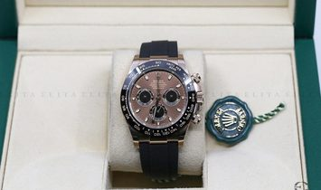 Rolex Daytona Cosmograph 116515LN-0041 18 Ct Everose Gold Chocolate and Black Dial
