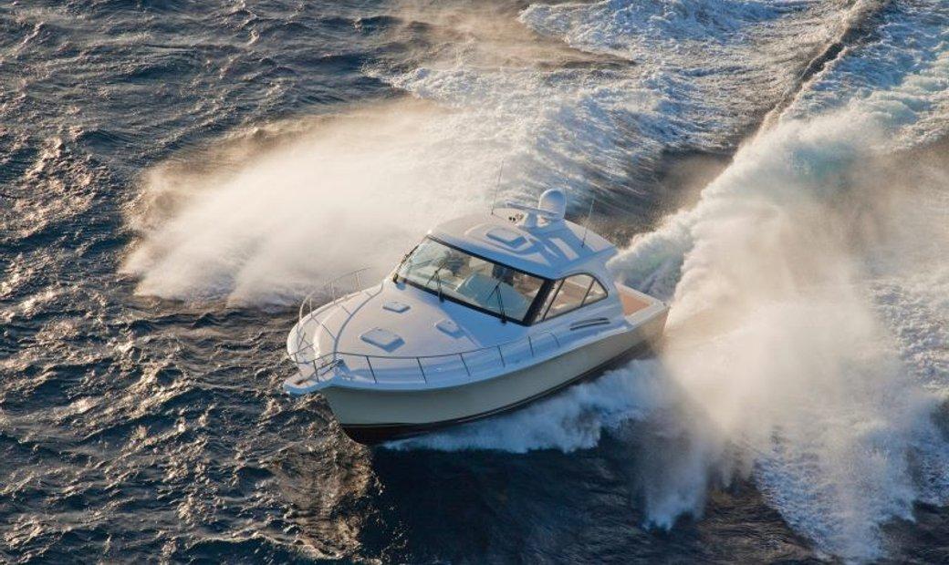 """GT45X 44' 7"""" (13.59m) Hatteras 2021"""