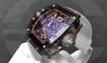 Richard Mille RM 56-01 Asia Exclusive Sapphire