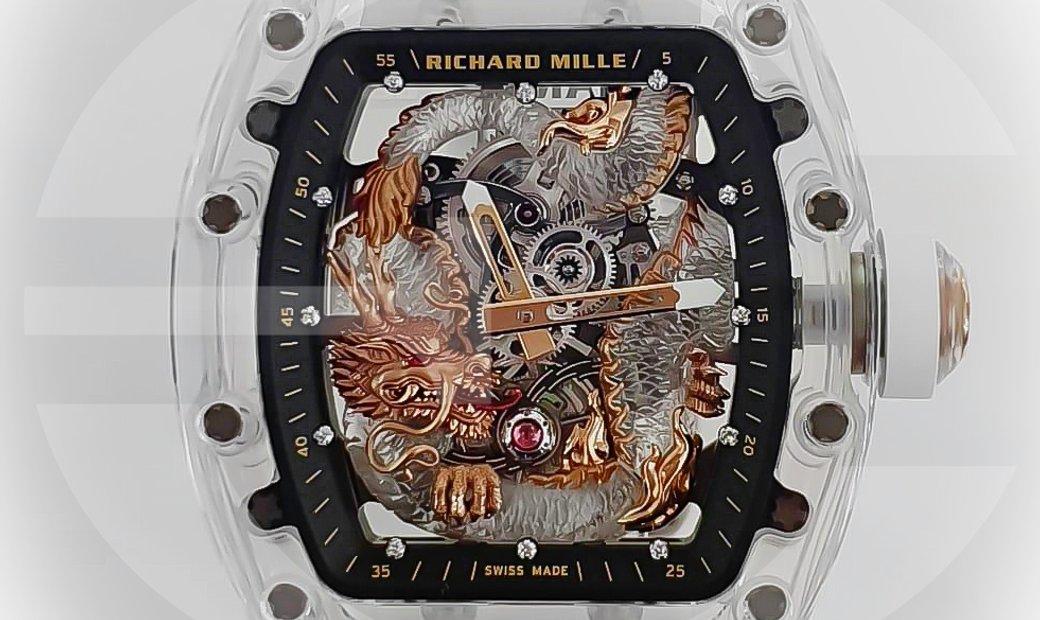 Richard Mille RM 57-03 Dragon Sapphire