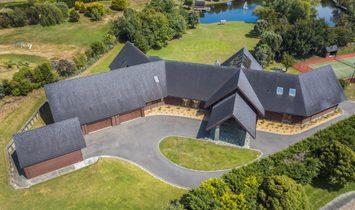 House in Paraparaumu, Wellington, New Zealand