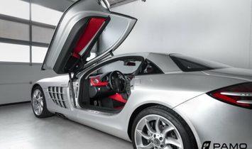 MERCEDES-BENZ SLR McLaren Coupe