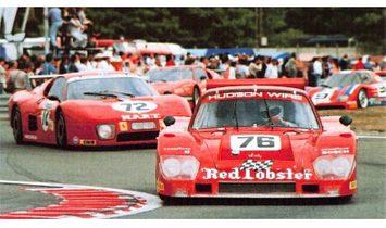 1982 Porsche 935 Bob Akin  L1