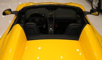 2013 McLaren MP4 12C Spider rwd