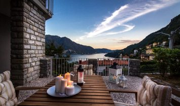 Apartment in Moltrasio, Lombardy, Italy
