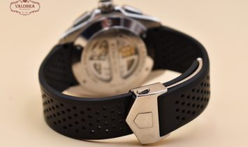 TAG Heuer Grand Carrera Calibre 36 Stainless Steel