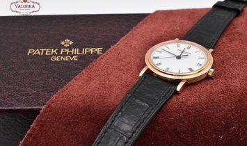 Patek Philippe Calatrava 3802/200R-010 Rose Gold
