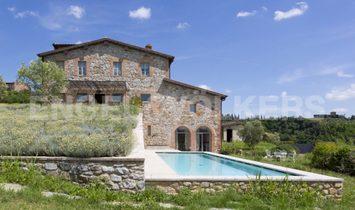 Villa in Castelnuovo Berardenga, Tuscany, Italy