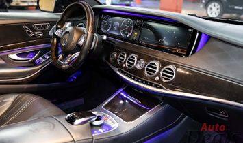 2016 Mercedes-Benz AMG S63