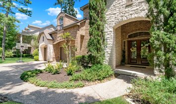 House in The Woodlands, Texas, United States of America