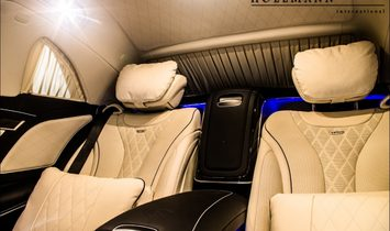 MERCEDES-BENZ S 650 MAYBACH PULLMAN GUARD VR9 ARMOURED