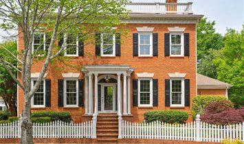 House in Duluth, Georgia, United States of America