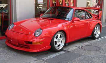 1995 Porsche 993 rwd