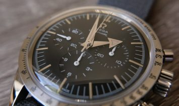 Omega Speedmaster Trinity 1957' Limited Edition