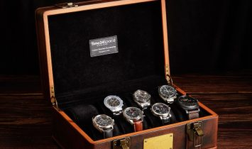 Luxury Watch Collection Storage Box