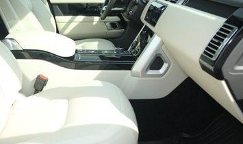 Land Rover Range Rover V8 Supercharged LWB