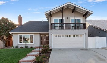 House in East Irvine, California, United States of America
