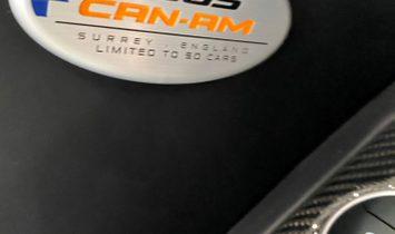 2016 McLaren 650S rwd